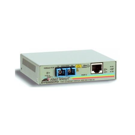 Купить Медиаконвертер Allied Telesis AT-FS202