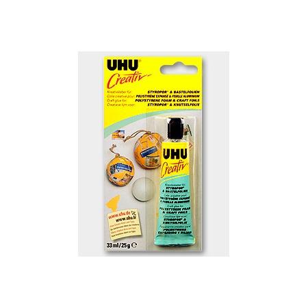 Купить Клей для пенополистирола UHU «Creative»