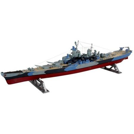 Купить Сборная модель линкора Revell USS Missouri