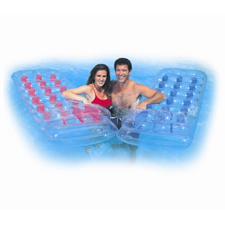 Купить Матрас надувной Bestway «Пляжная кровать» 43015. В ассортименте