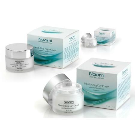 Купить Набор по уходу за лицом для нормальной и жирной кожи Наоми KM 0051