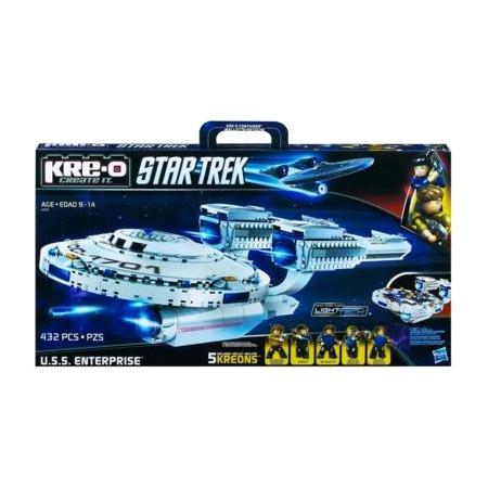 Купить Конструктор KRE-O Star Trek USS Enterprise