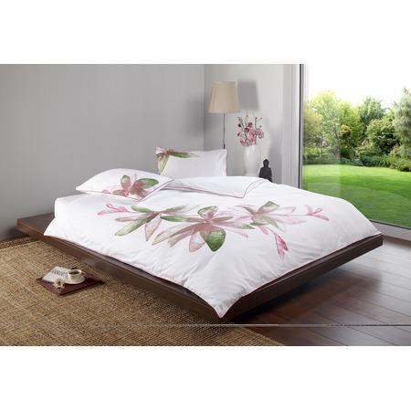 Фото Комплект постельного белья Dormeo Aromatherapy. 2-спальный. Цвет: зеленый