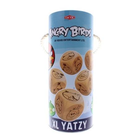 Купить Игра детская Tactic «Angry Birds Ятцы»