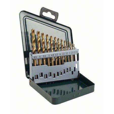 Купить Набор сверл по металлу Bosch 2607019436