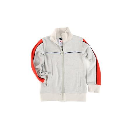 Купить Куртка спортивная для мальчика Appaman Track Jacket. Цвет: серый