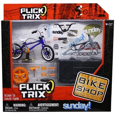 Купить Игрушка фингербайк Flick Trix 12004. В ассортименте