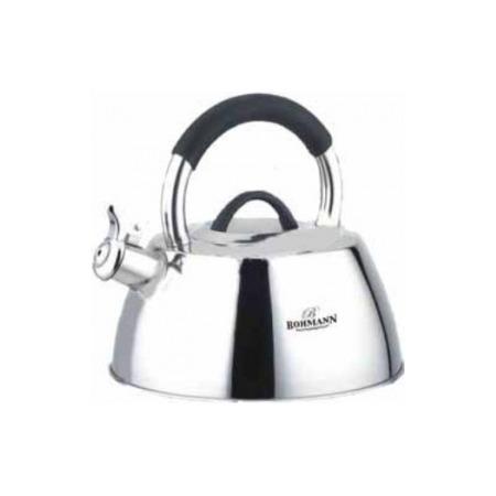 Купить Чайник со свистком Bohmann BH-9946. В ассортименте