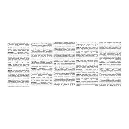 Купить Штамп силиконовый Kaisercraft Dictionary Meanings