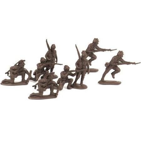 Купить Набор солдатиков Биплант «Японская пехота»
