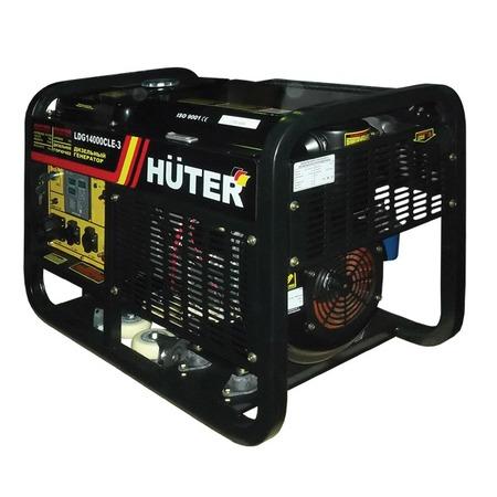 Купить Электрогенератор Huter LDG14000CLE-3