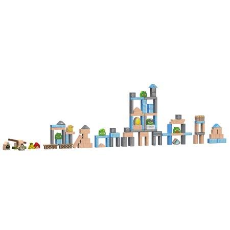 Купить Набор кубиков деревянных Angry Birds Т56247