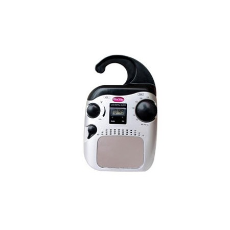 Купить Радио для ванной комнаты Bradex «Волна»