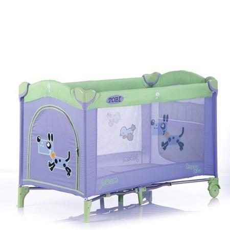 Купить Манеж-кровать JETEM TOBI C3