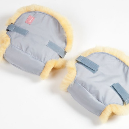 Купить Меховая муфта для рук Ramili Baby Mite