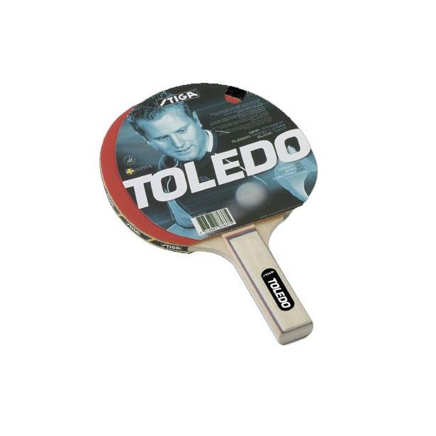 фото Ракетка для настольного тенниса Stiga Toledo