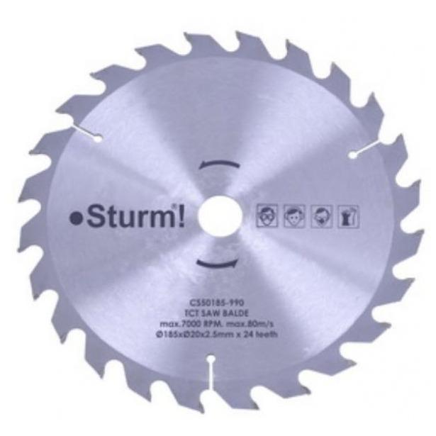 фото Диск пильный Sturm! CS50200-990