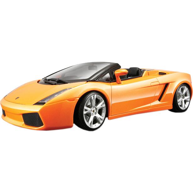 фото Модель автомобиля 1:18 Bburago Lamborghini Gallardo Spyder