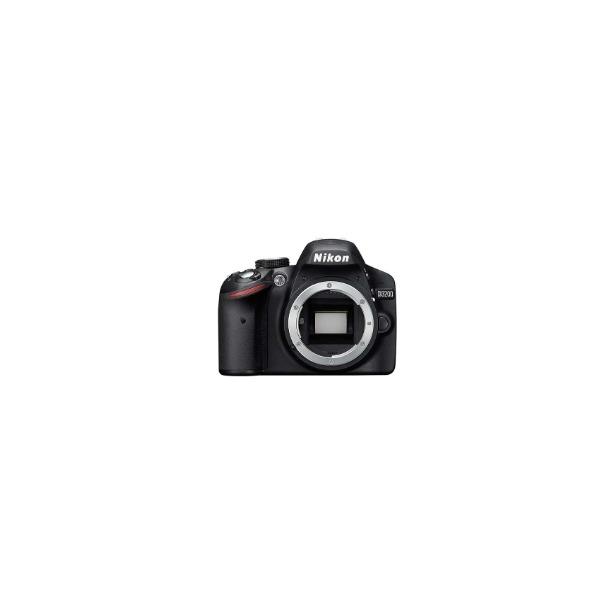 фото Фотокамера цифровая без объектива Nikon D3200 Body