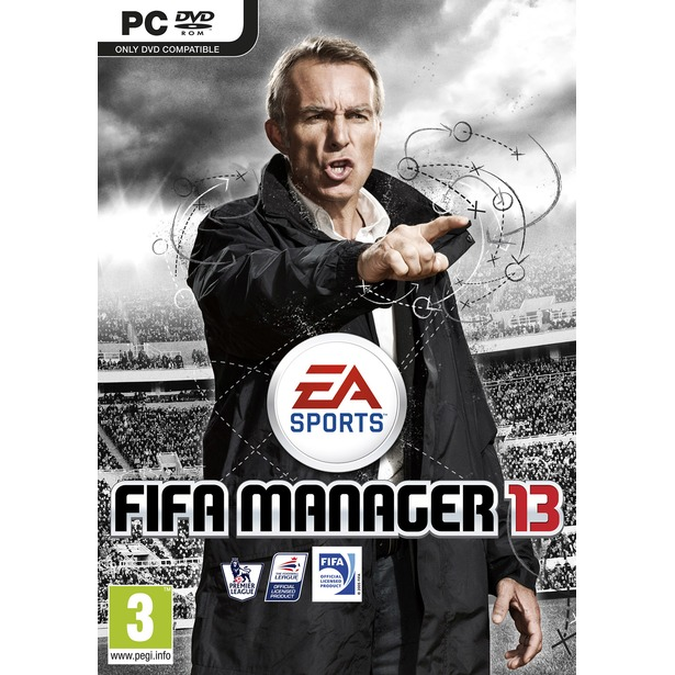 фото Игра для PC FIFA Manager 13