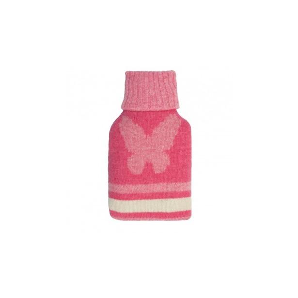 фото Мини-грелка для тела вязаная Aroma Home Butterfly