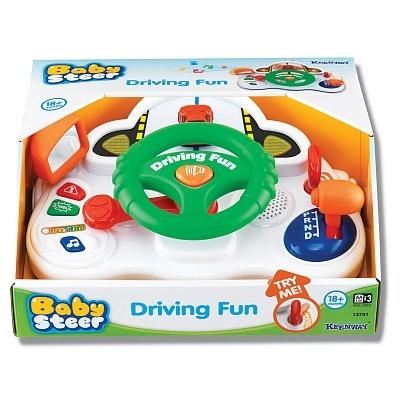 фото Развивающая игрушка Keenway «Занимательное вождение»