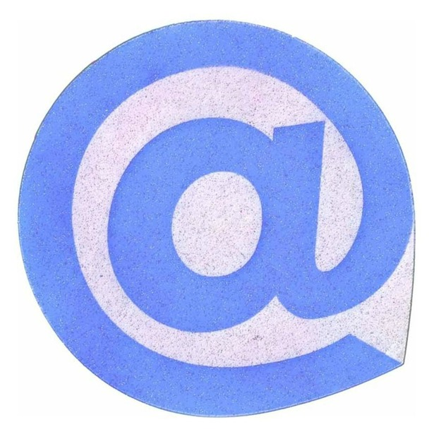 фото Коврик для мыши Nova MP3000. Цвет: голубой