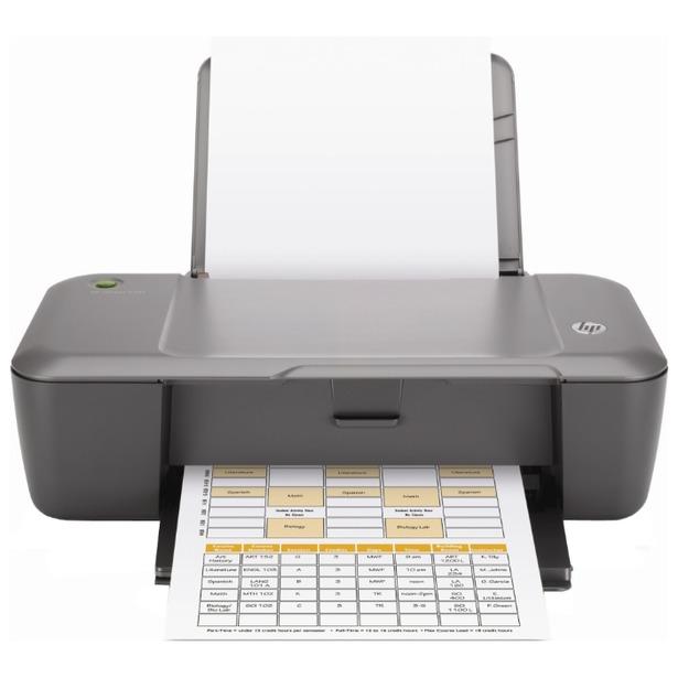 фото Принтер HP DeskJet 1000
