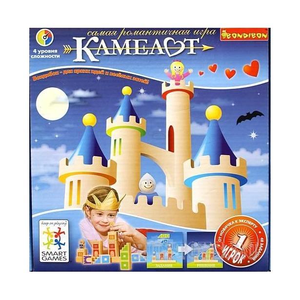фото Игра логическая BONDIBON «Камелот» SG 011 RU