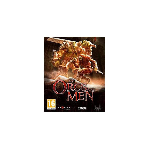 фото Игра для PC Of Orcs and Men (rus sub)
