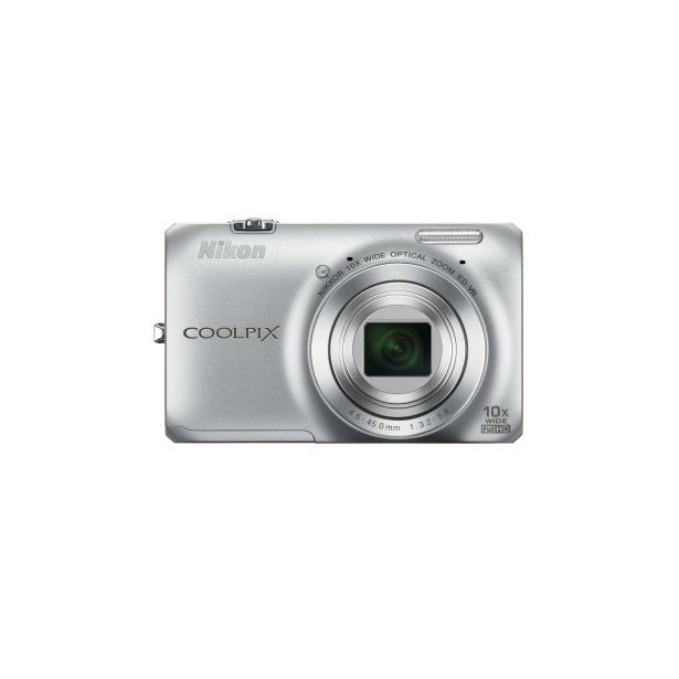фото Фотокамера цифровая Nikon CoolPix S6300