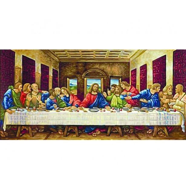 фото Набор для рисования по номерам Schipper «Тайная вечеря»
