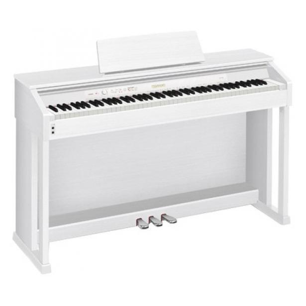 фото Фортепиано цифровое Casio Celviano AP-450. Цвет: белый