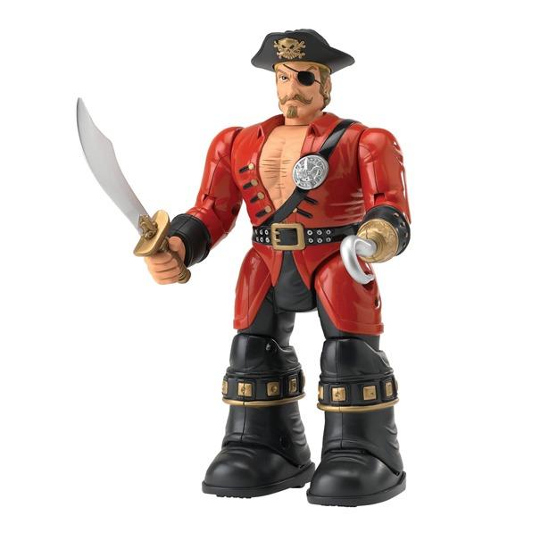 фото Пластиковая игрушка HAP-P-KID «Главный герой - Пират»