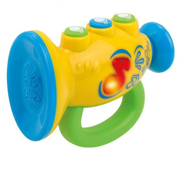 фото Пластиковая игрушка HAP-P-KID Труба