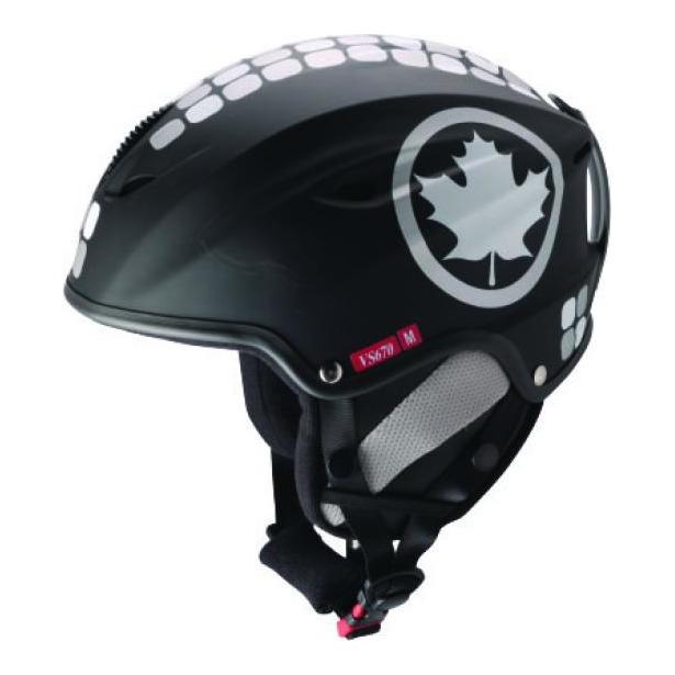 фото Шлем сноубордический VCAN VS670 BLACK CQ. Размер: L (59-60)