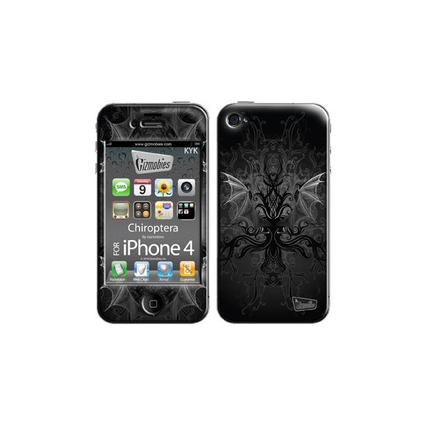 фото Наклейка 3D для iPhone 4G Gizmobies Chiroptera