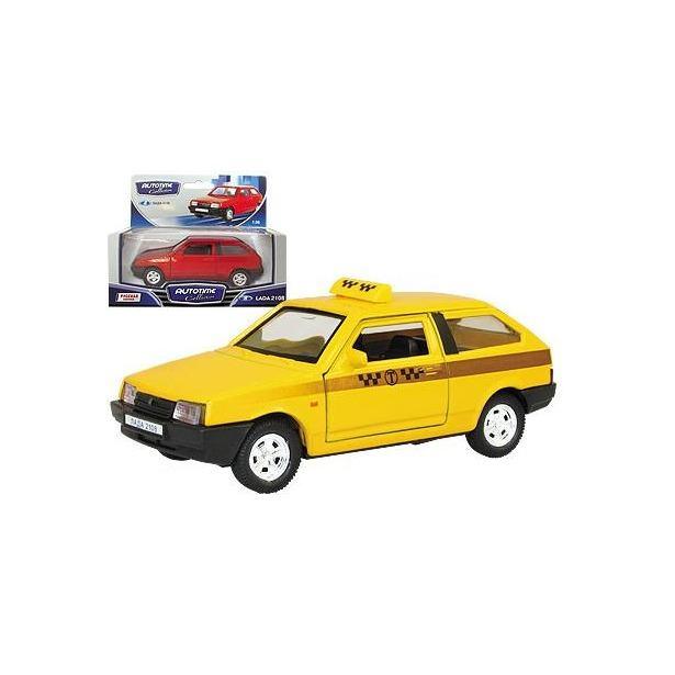 фото Модель автомобиля AUTOTIME LADA 2108. Такси