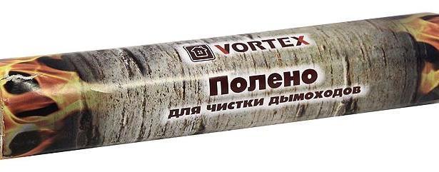 фото Полено для чистки дымоходов VORTEX