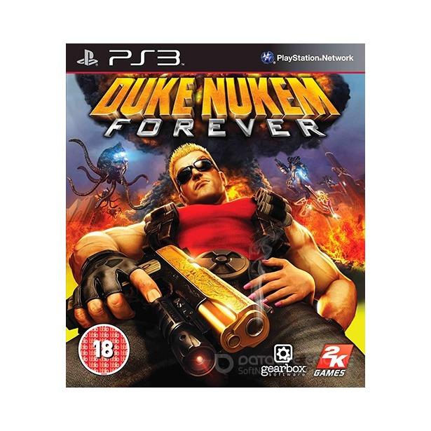 фото Игра для ps3 SONY Duke Nukem Forever (rus)