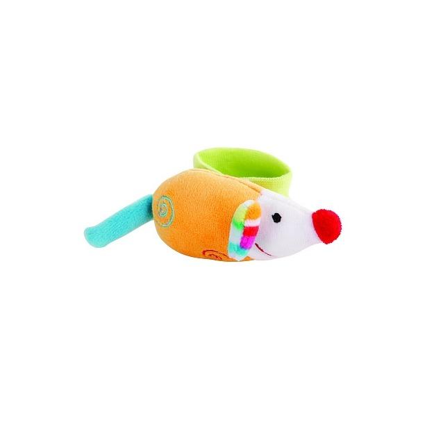 фото Мягкая игрушка на запястье Gulliver «Мышонок»