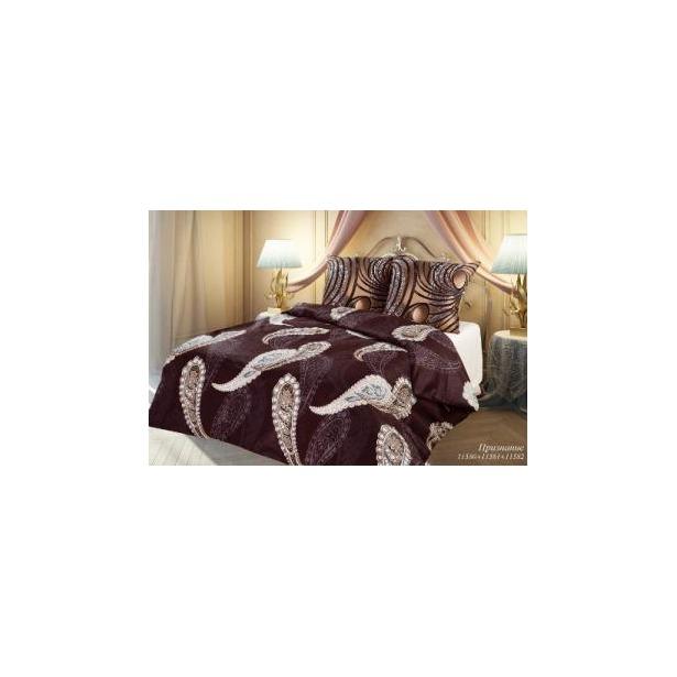 фото Комплект постельного белья Романтика Признание. Евро. Размер наволочки: 50х70 см — 2 шт