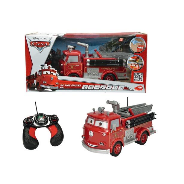 фото Машинка на радиоуправлении Dickie «Пожарная»
