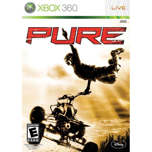 фото Игра для Xbox 360 Microsoft Disney. Pure (rus doc)