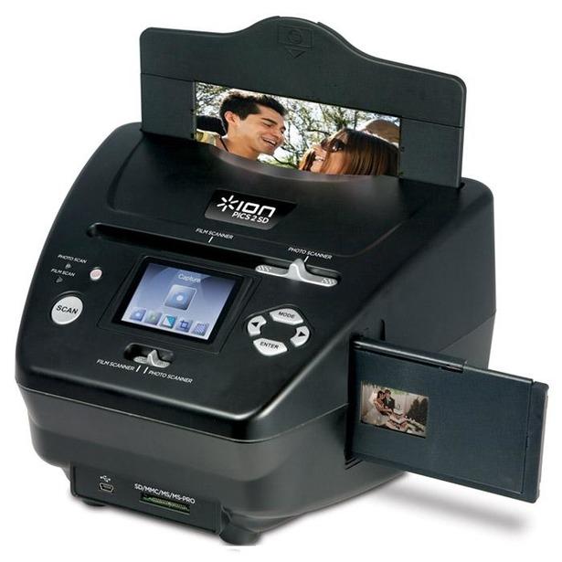 фото Фото-сканер на карту SD универсальный ION Audio PICS2SD