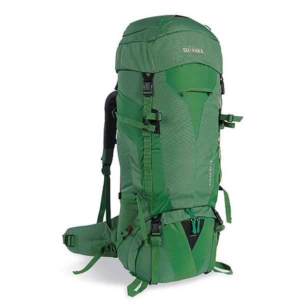 фото Рюкзак туристический Tatonka Yukon 80. Цвет: зеленый
