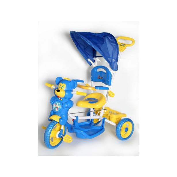 фото Велосипед трехколесный Bonna Х24356
