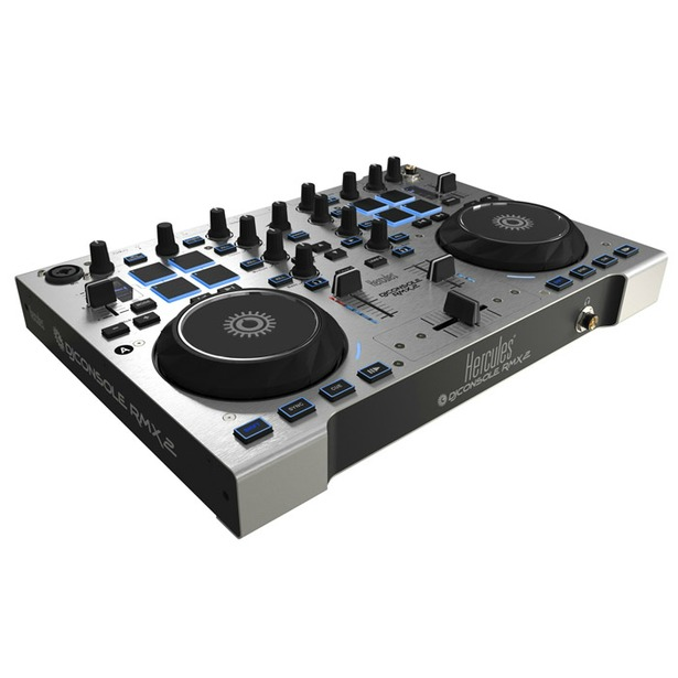 фото Пульт диджейский Hercules DJ console RMX2