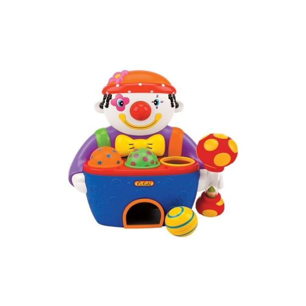 фото Игрушка-стучалка K'S Kids Веселый клоун с мячами
