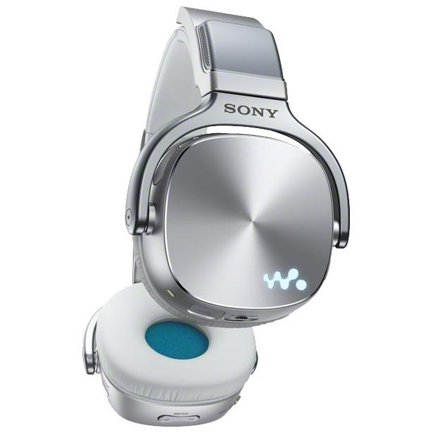 фото MP3-плеер SONY NWZ-WH505. Цвет: серебристый
